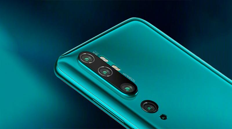 Mi Note 10 Pro: Um Celular Com 108 MP E 5 Câmeras